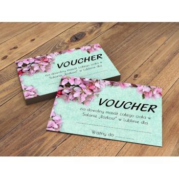 Voucher/Bon Podarunkowy - 1