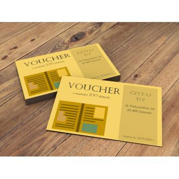 Voucher/Bon Podarunkowy - 6
