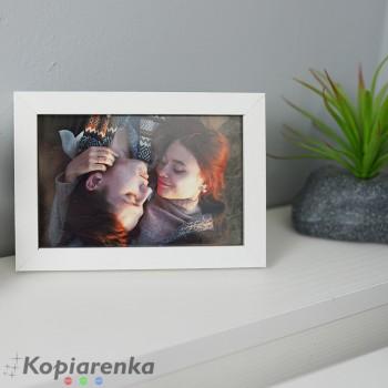 Zdjęcie w białej ramce