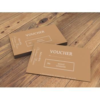 Voucher/Bon Podarunkowy - 9