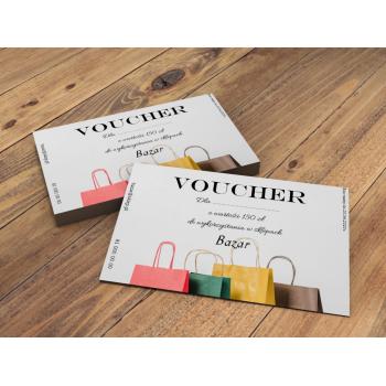 Voucher/Bon Podarunkowy - 15