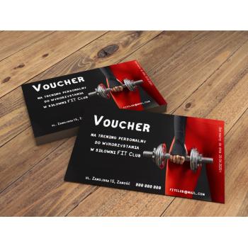 Voucher/Bon Podarunkowy - 19