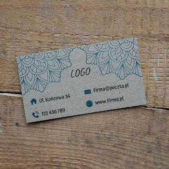 Wizytówka ekologiczna 9 -...