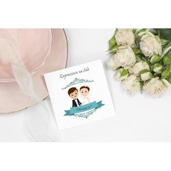 Zaproszenie na ślub 13