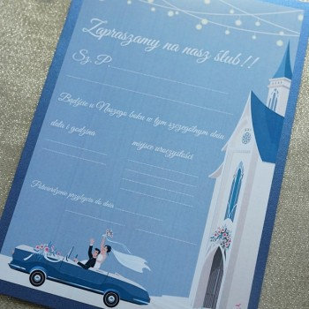 Zaproszenie na ślub 11