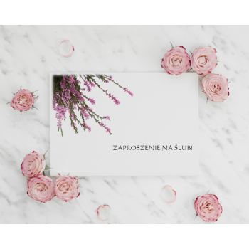 Zaproszenie na ślub 20