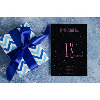 Zaproszenie na urodziny - 9