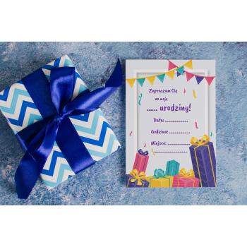 Zaproszenie na urodziny - 24