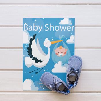 Zaproszenie na BabyShower - 7