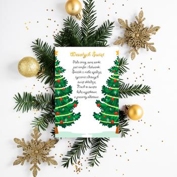 Kartka świąteczna 8