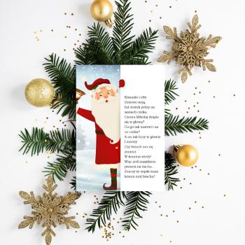 Kartka świąteczna 9