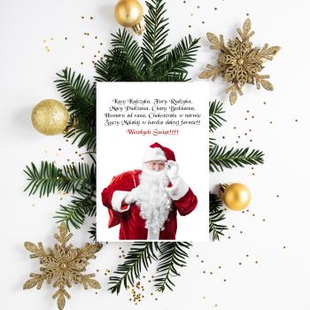 Kartka świąteczna 11