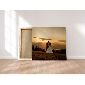 Obraz 50x50 + lakier ochronny