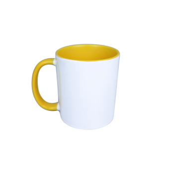 Kubek Żółty Do Nadruku