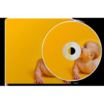 Płyta DVD z nadrukiem