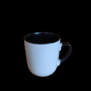 Kubek kawowy czarny