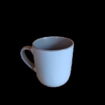 Kubek kawowy beżowy