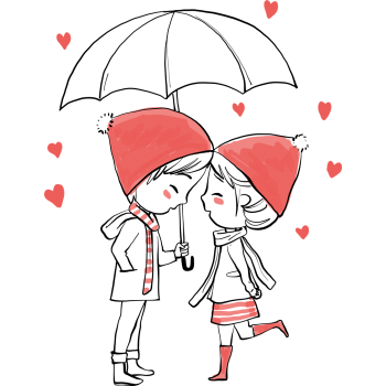 Motyw Walentynki 4
