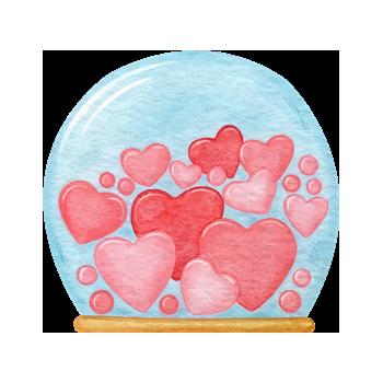 Motyw Walentynki 15