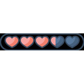 Motyw Walentynki 18