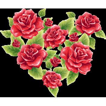 Motyw Walentynki 20