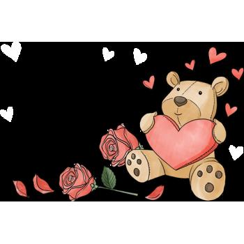 Motyw Walentynki 21