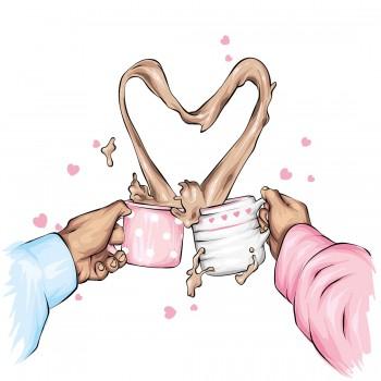 Motyw Walentynki 29