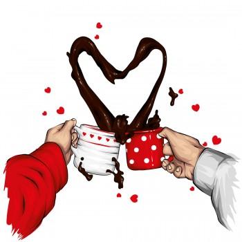 Motyw Walentynki 30