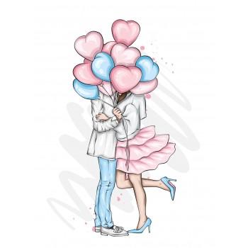 Motyw Walentynki 31