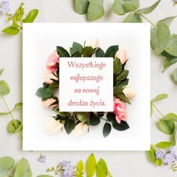 Kartka z życzeniami na ślub 3