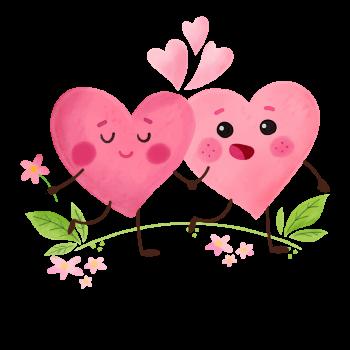 Motyw Walentynki 33
