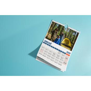 Kalendarz pionowy na...