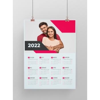 Kalendarz pionowy A3 - 1