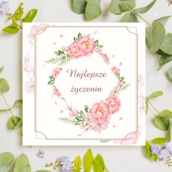 Kartka z życzeniami na ślub 7