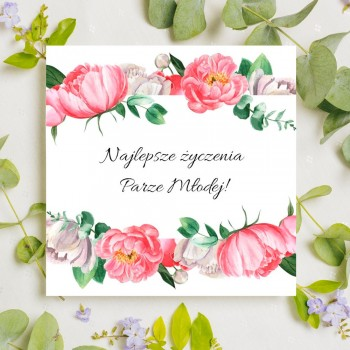 Kartka z życzeniami na ślub 12
