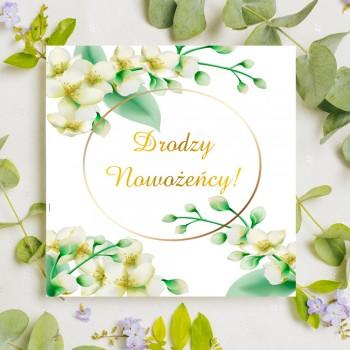 Kartka z życzeniami na ślub 19