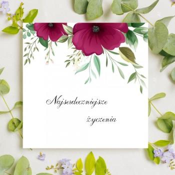 Kartka z życzeniami na ślub 23